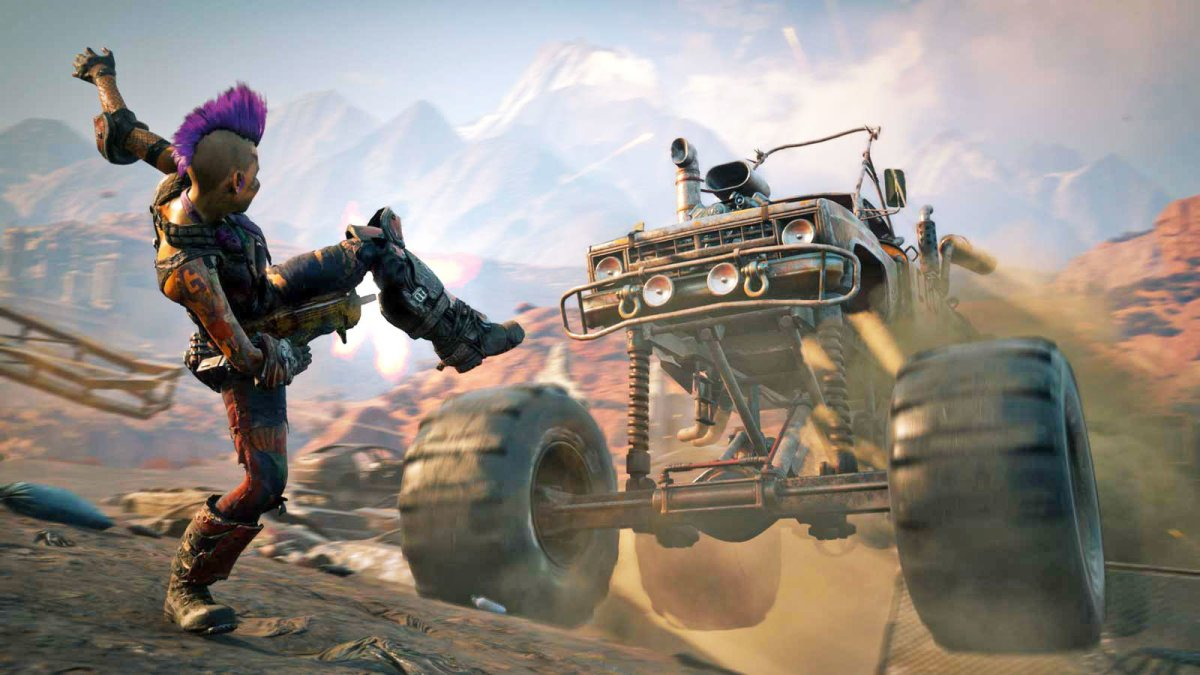 RAGE 2!!! Better than Fortnite an Apex Legend